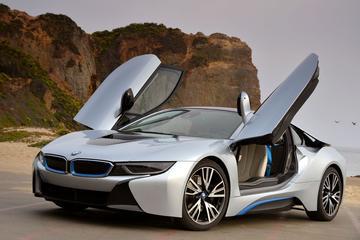 '450 pk voor snellere BMW i8'