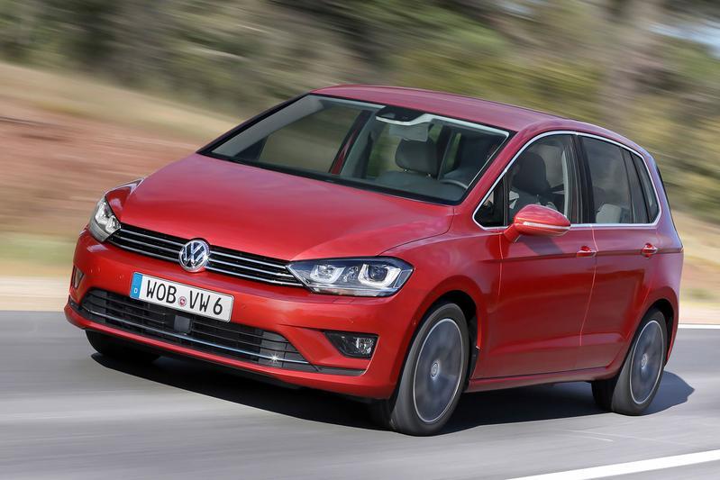 Rij-impressie Volkswagen Golf Sportsvan