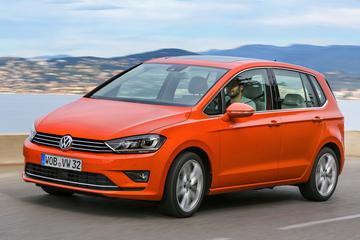 Volkswagen Golf Sportsvan 1.6 TDI 116pk Comfortline (2016)