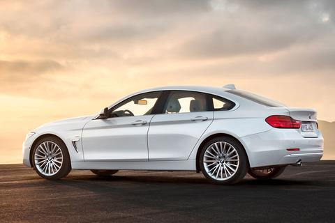 Bmw 4 Serie 420i Gran Coupe
