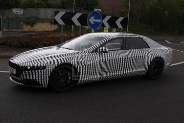 'Wedergeboorte Aston Martin vanaf 2016'