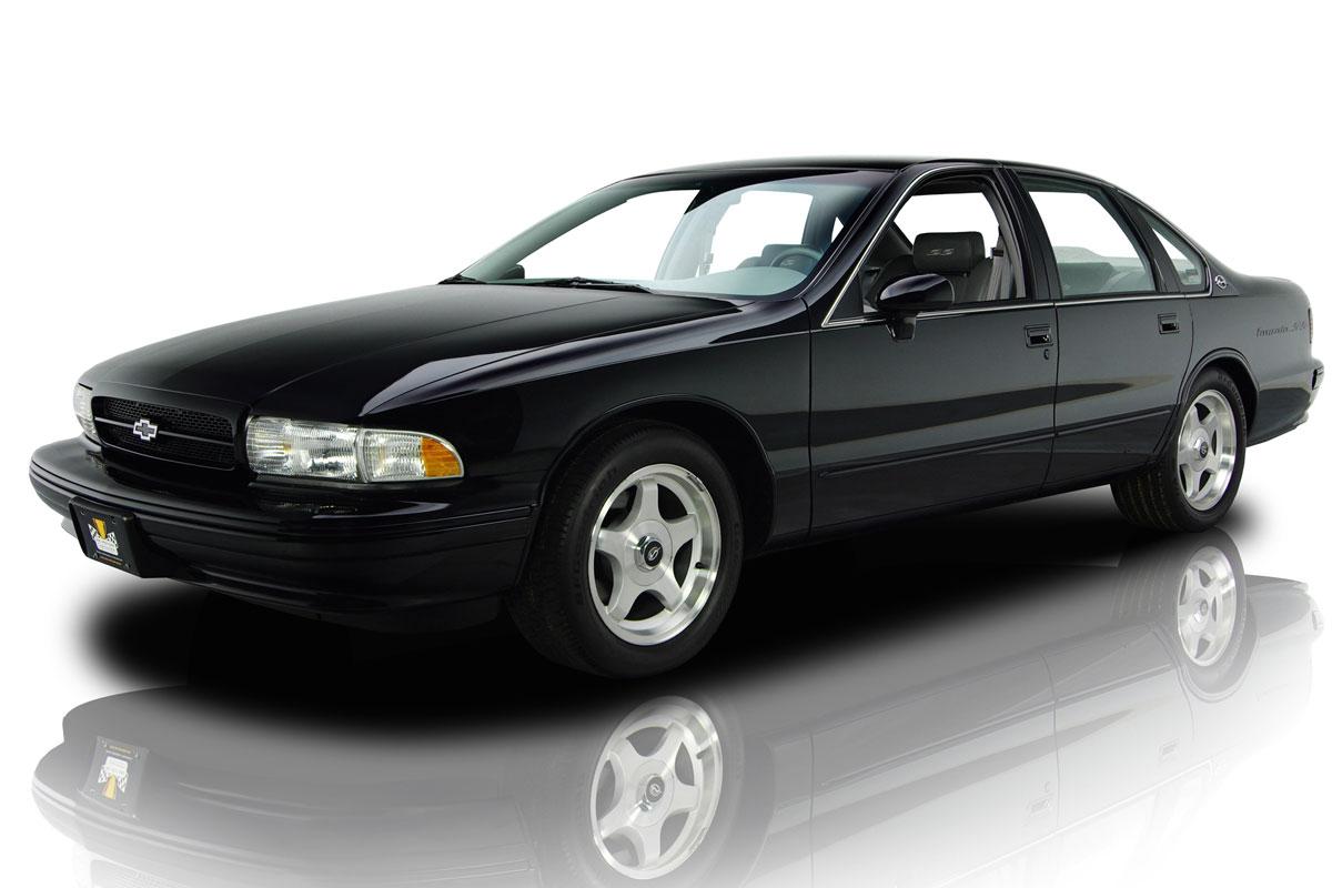 Vrimibolide Chevrolet Impala Ss Autoweek Nl