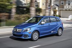 Mercedes B-klasse Electric Drive komt begin 2015