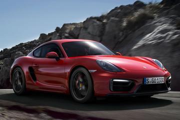 Gereden: Porsche Cayman GTS (met soundbite)