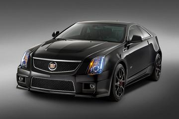 Cadillac CTS-V Special Edition blikt vooruit