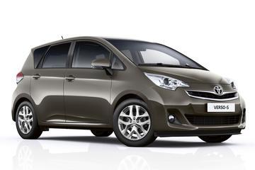 Kleine opfrisbeurt voor Toyota Verso-S