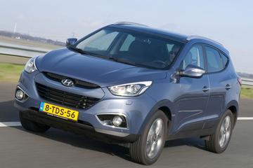 Vernieuwde Hyundai ix35 met lager verbruik