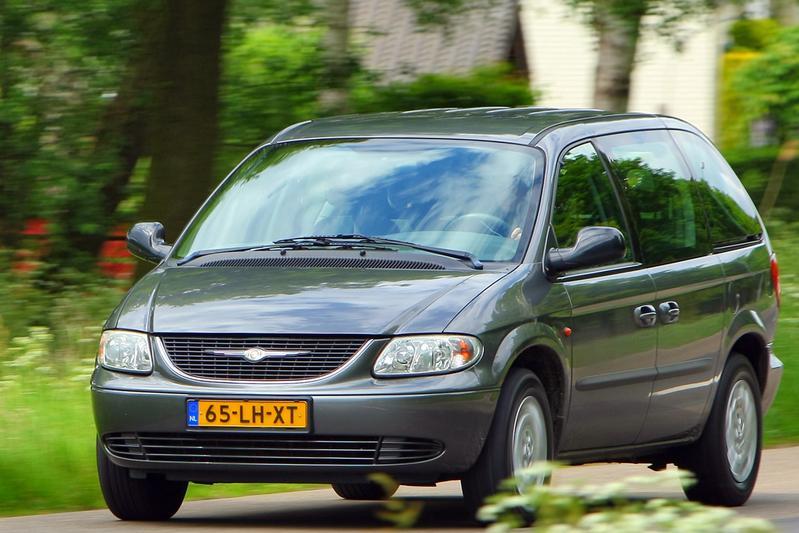 Vakantiekar 1 - Chrysler Voyager