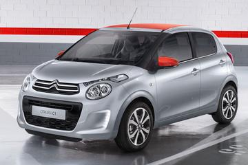 Citroen C1 VTi 72 Feel (2018)