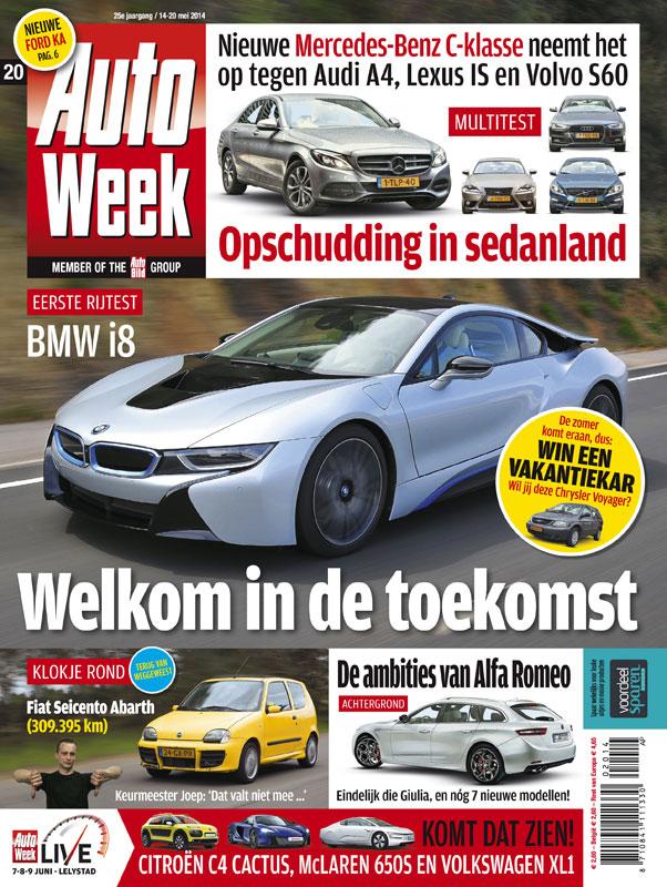 AutoWeek 20 2014