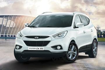 Hyundai ix35 ook als Go!-uitvoering