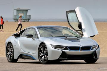 Geruchtenmolen: gefacelifte BMW i8 in 2017
