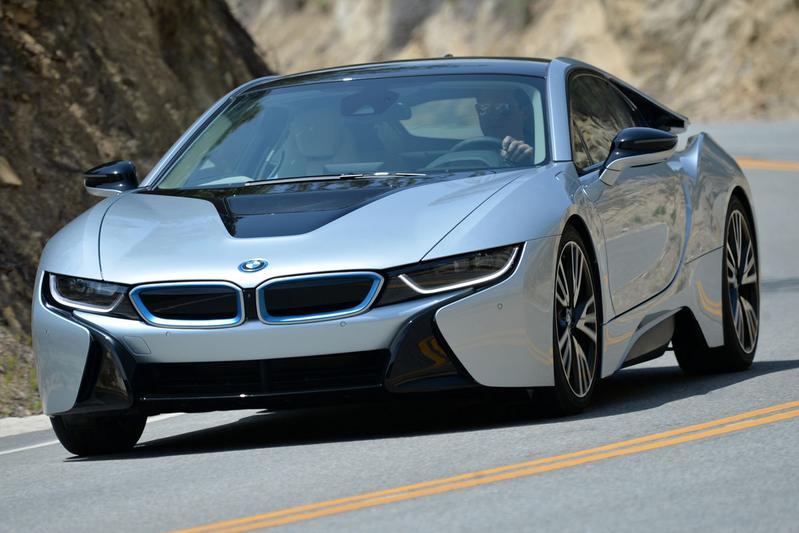 Test: BMW i8