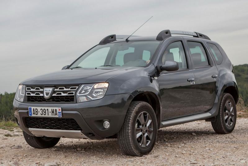 Dacia Duster TCe 125 4x2 Prestige (2014)