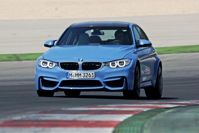 Rij-impressie BMW M3