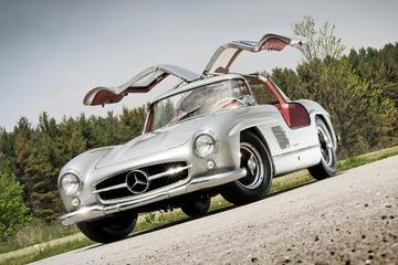 VriMiBolide: Mercedes-Benz 300SL