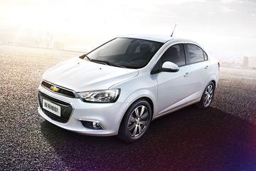 Vernieuwde Chevrolet Aveo voor China