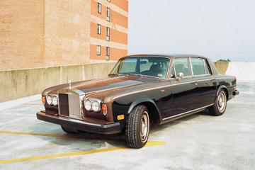 Rolls-Royce van Andy Warhol te koop