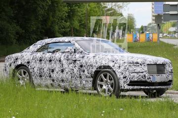 Rolls-Royce Wraith 'Drophead Coupé' gespot
