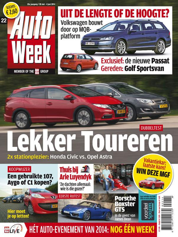 AutoWeek 22 2014