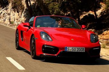 Rij-impressie Porsche Boxster GTS