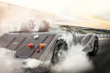 Morgan hangt prijskaartje aan Plus 8 Speedster