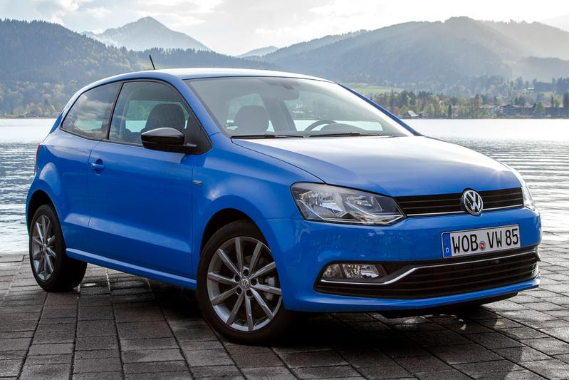 Volkswagen Polo 1.4 TDI 75pk BlueMotion (2014)
