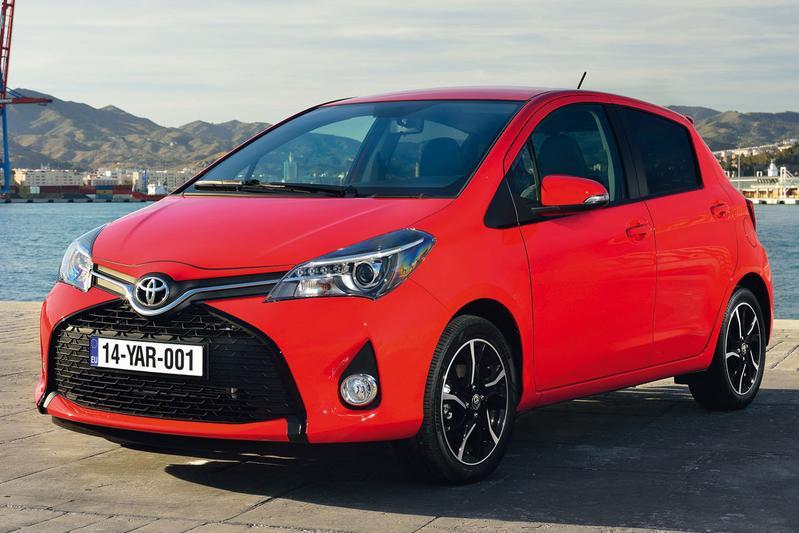 Toyota Yaris 1.3 VVT-i Aspiration (2017)