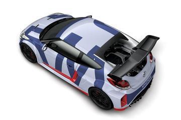 Hyundai Veloster met middenmotor: Midship Concept