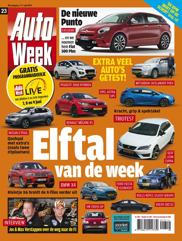 AutoWeek 23 2014