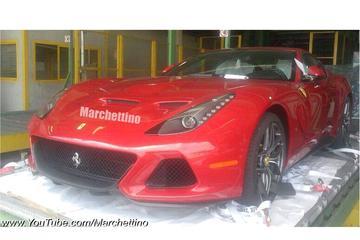 Ferrari SP America duikt opnieuw op