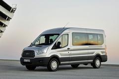 Grootste Transit ooit: Ford Transit Minibus