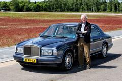 Klokje Rond - Rolls-Royce Silver Seraph