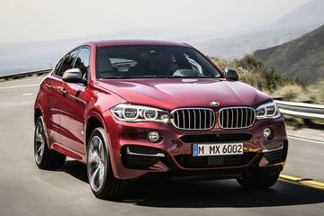 Officieel: de nieuwe BMW X6
