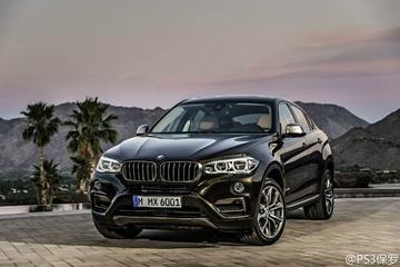 Dit is de nieuwe BMW X6!