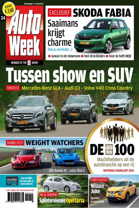 AutoWeek 24 2014