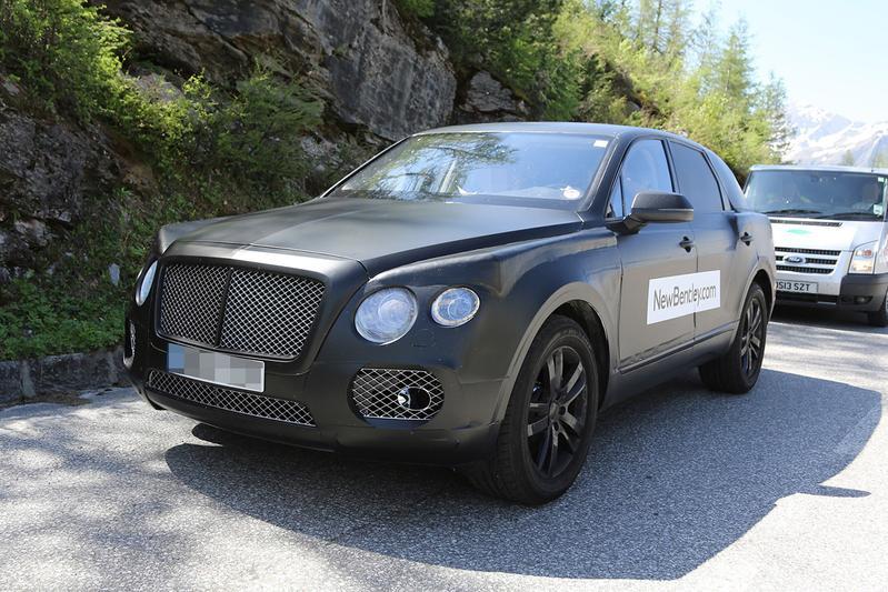 Bentleys Suv Wordt De Snelste In Z N Soort Autonieuws