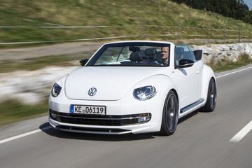 Abt Volkswagen Beetle Cabrio heeft zomer in de bol