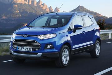 Gereden: Ford Ecosport