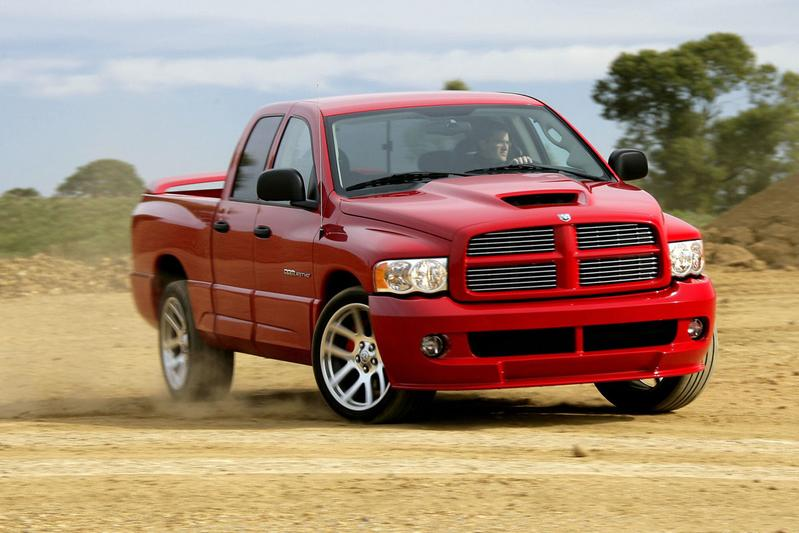 VriMiBolide: Dodge Ram SRT10