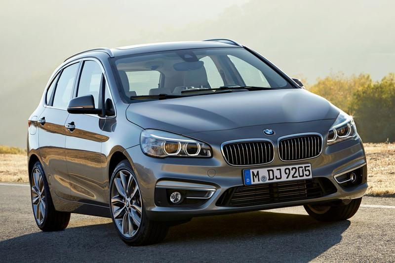 BMW 220i Active Tourer (2015)