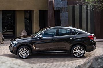 BMW bepaalt prijzen nieuwe X6