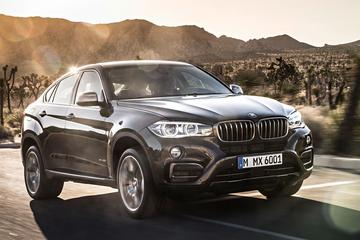 Gereden: BMW X6