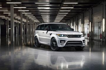 Stealth Pack-uitvoering voor Range Rover Sport
