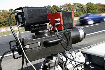 Most speed cameras were spotted here in 2020