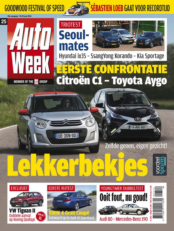 AutoWeek 25 2014