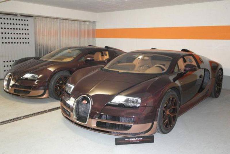 Twee Rembrandt-Veyrons te koop in München