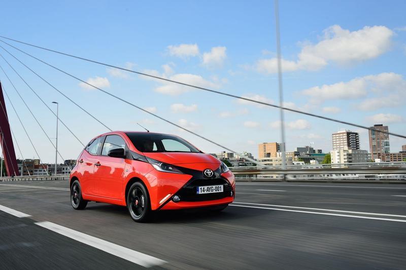 Rij-impressie Toyota Aygo