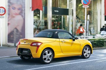 Pretpakket: Daihatsu Copen is officieel