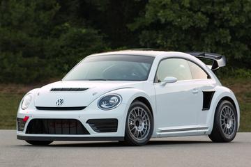 Volkswagen Beetle GRC: 544 pk!